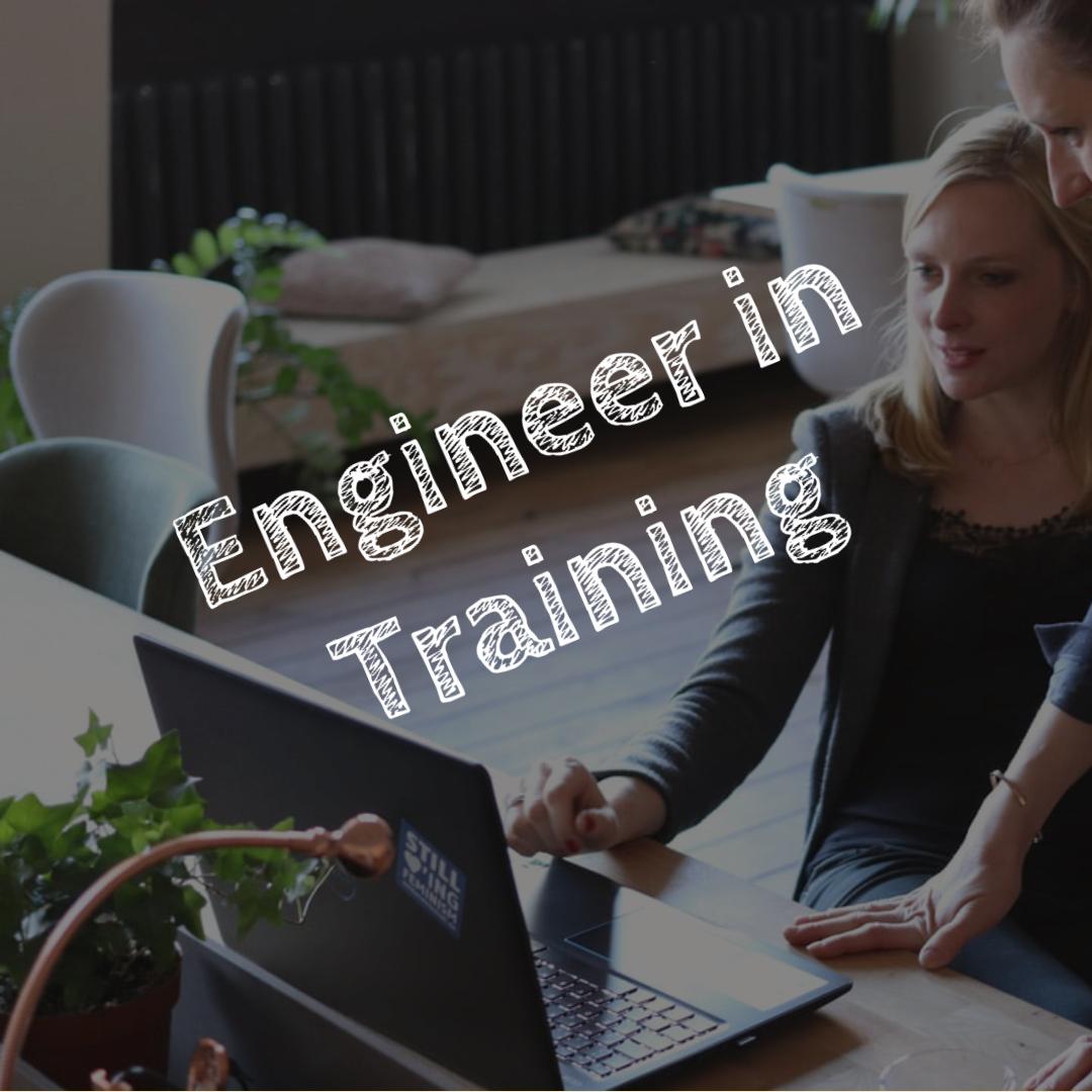 Engineer in Training - PA