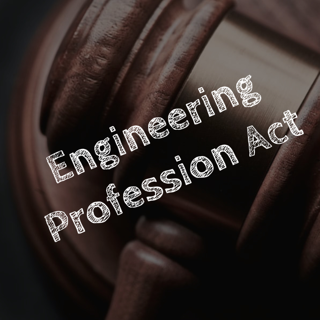 Engineering Profession Act - ENS