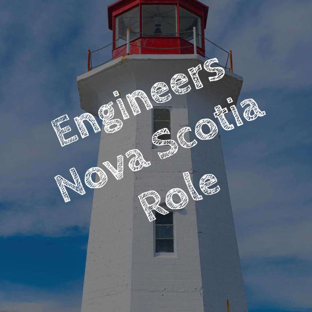Engineers Nova Scotia Role - PA