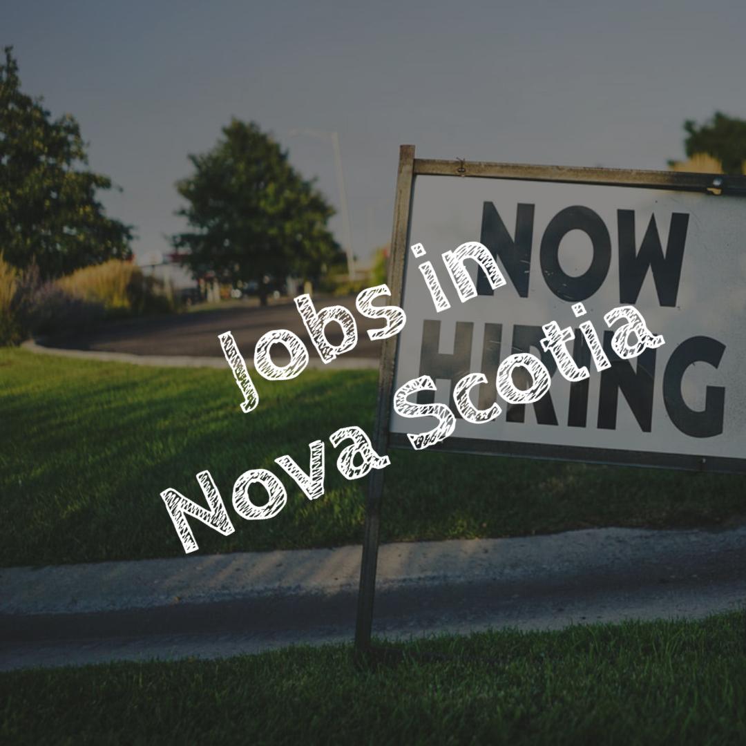 Jobs in Nova Scotia
